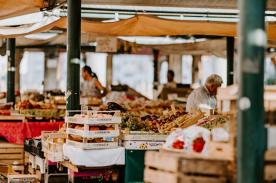 Language WALKshop: Italian... at the Market