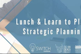 Lunch & Learn to Plan- Strategic Planning