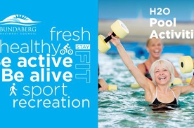 Be Active Be Alive - H20 Gin Gin