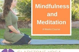 Mindfulness and Meditation 4 Weeks Course