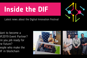 Inside the DIF #3 - Future jobs and Blockchain DIFvicChampion