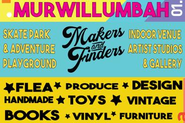 Murwillumbah Makers & Finders Market