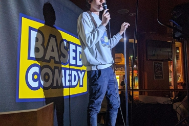 Based Comedy at the Cecil Hotel