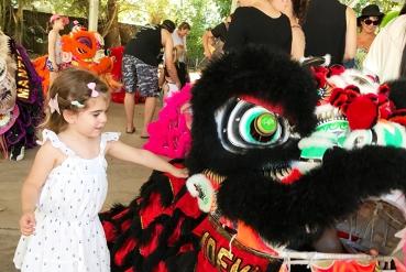 Chinese New Year Celebrations at Carrara Markets