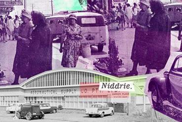 Niddrie local history walk