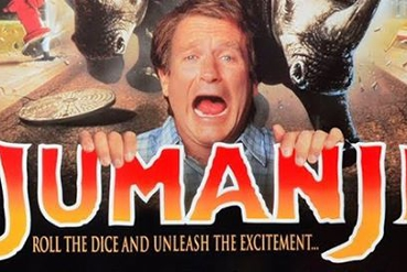 Movie fundraiser: original Jumanji