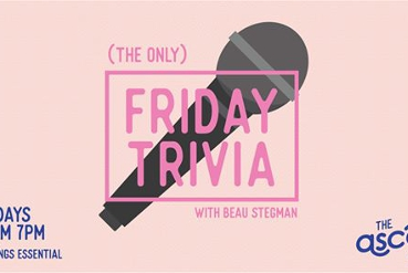Friday Night Trivia