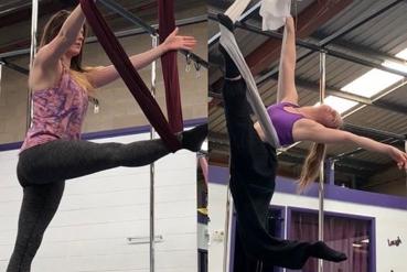 Aerial Yoga & Hammock