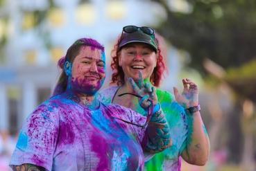 Bundaberg 5k Colour Frenzy