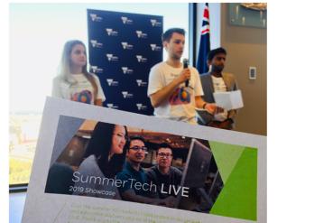 #STL2019 Showcase of Victorian Tech Talent