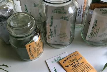 Seed saving and swap