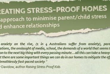 Stress-proof Parent - Restorative Communcation for Harmonious Relating