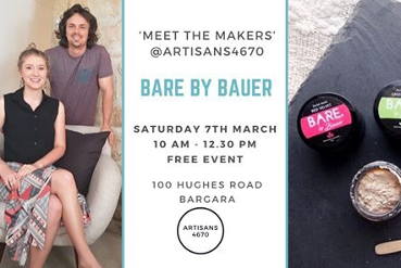 Meet the Makers Bare by Bauer