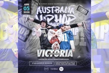 Hip Hop International 2020   Victoria Regionals