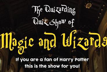 THE QUIZARDING QUIZ SHOW OF MAGIC & WIZARDS - MELBOURNE