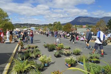 Hobart Showground Sunday Market - Weekly
