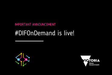 DIF On Demand - time to hit replay!