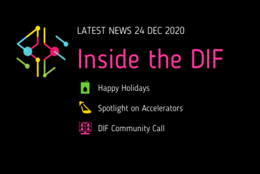 Inside the DIF: Happy Holidays