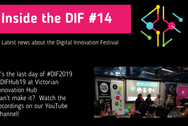 Inside the DIF #14 - Final day of #DIF2019🎉