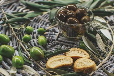 Backyard Olives