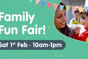 Family Fun Fair at Papilio Essendon