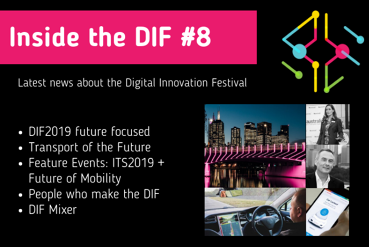 Inside the DIF #8 - Future Focused + Mobility as a Service