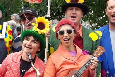 The Sunshine Street Band
