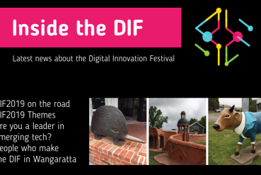 Inside the DIF #2 - DIF2019 on the road