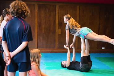 Girl Powered Circus Workshops - Melton