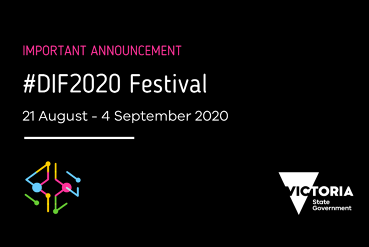 Announcing #DIF2020 Festival
