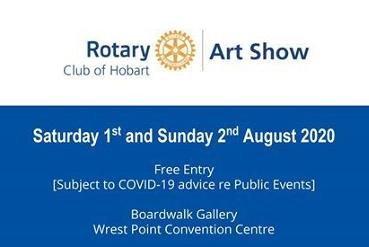 Rotary Charity Art Show 2020