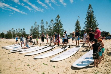 Waterfront Workouts Altona - Sun Seekers SUP Melbourne