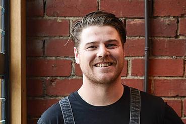Jake McWilliams Slow Fish Australia Cooking Demo