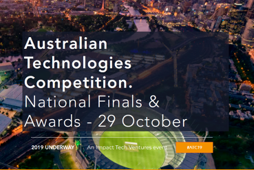 Major tech competition in Melbourne for the first time