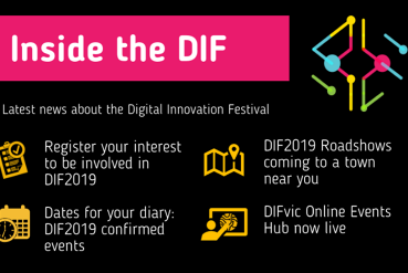 Inside the DIF #1 - DIF2019 is here