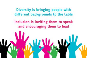 DIF Spotlight: diversity & inclusion