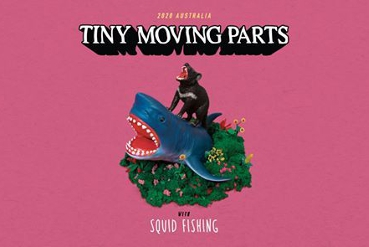 Tiny Moving Parts (USA) Live in Melbourne - All Ages