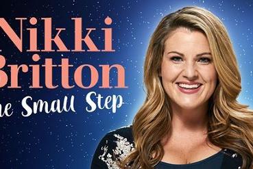 Nikki Britton - One Small Step at Newcastle Comedy Festival