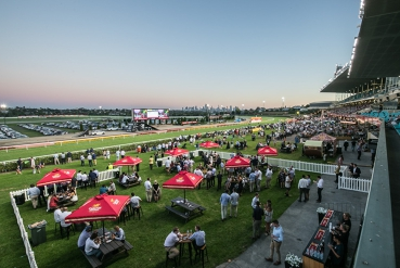 Ladbrokes Friday Night Lights, Friday 31 January 2020 - Garden Suite