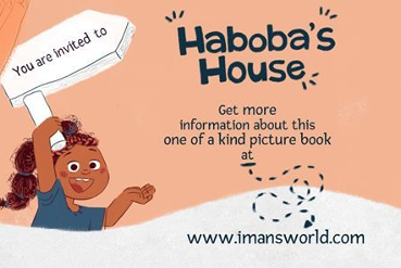 Haboba's House- Book Launch