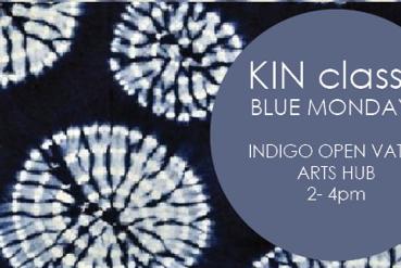 Blue Mondays- Indigo Open Vat