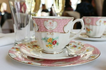 High Tea at the Castle Sunday 5th April 2020