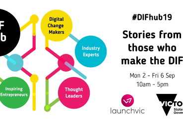 DIF Hub 2019 Call for Speakers