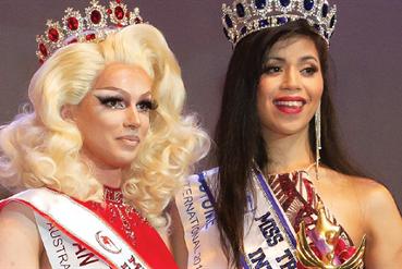 Miss Gay & Miss Trans Australia International Pageant 2020