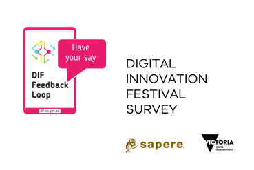 The DIF Feedback Loop is now open for you to have your say!