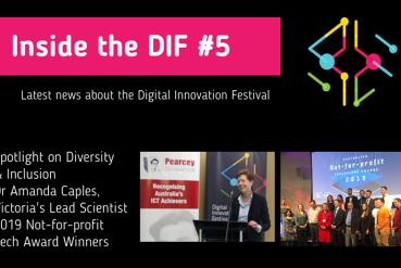 Inside the DIF #5 - Spotlight on Diversity & Inclusion