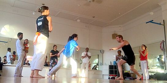 Free Capoeira Beginner Class - 1st Tuesday of the month - 2020