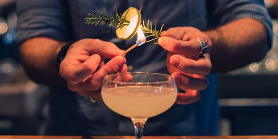 Cocktails with TalkTales- Virtual Cocktail Class