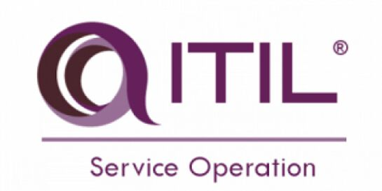 ITIL® – Service Operation (SO) 2 Days Training in Melbourne