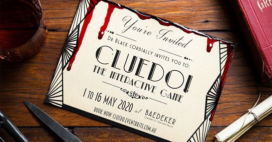 Cluedo! The Interactive Game 2020